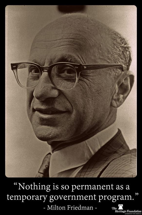Milton Friedman's quote #4