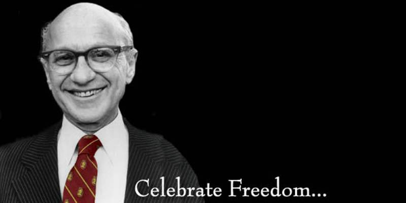 Milton Friedman's quote #1