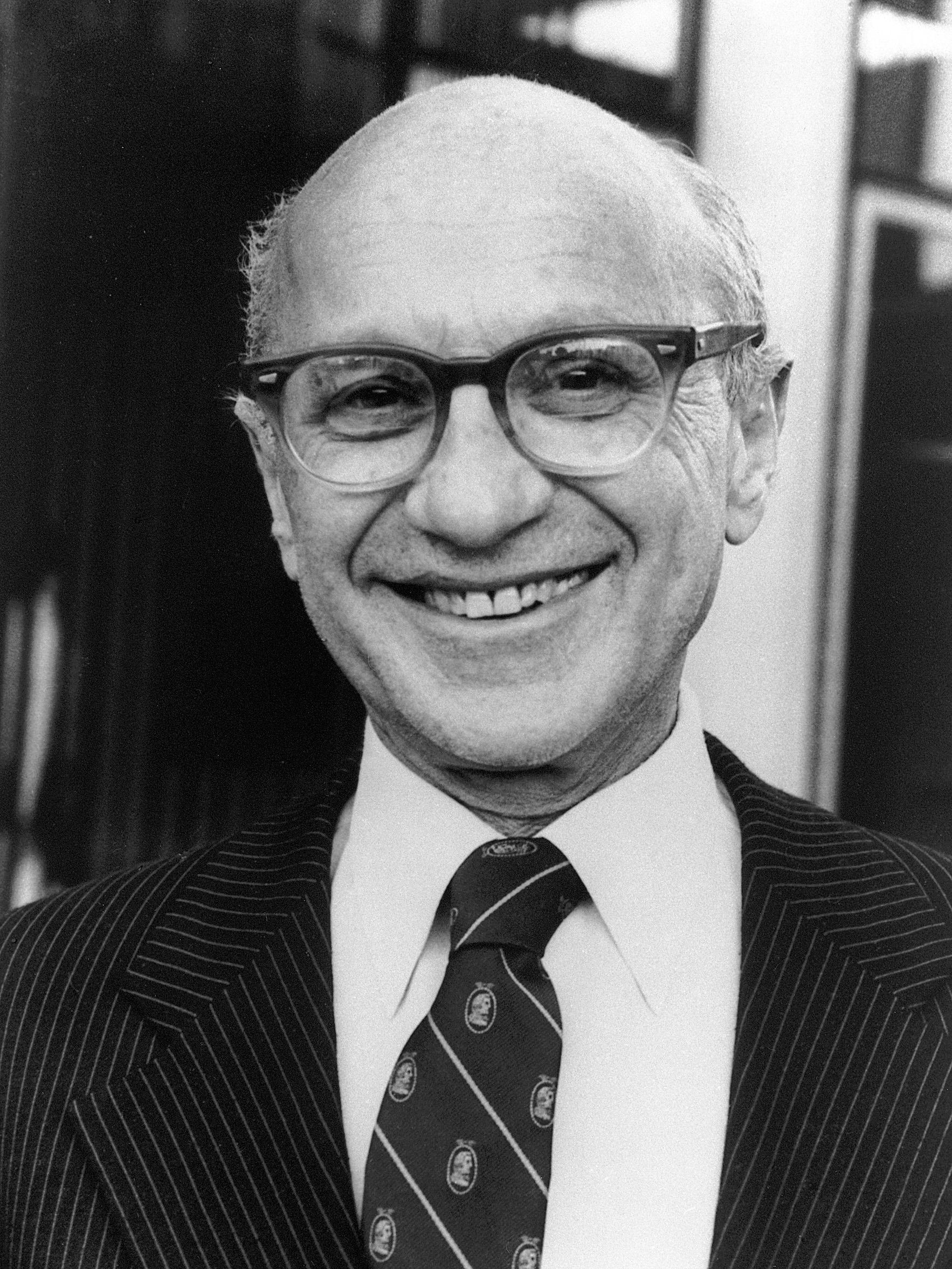 Milton Friedman's quote #3