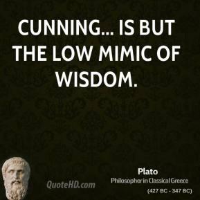 Mimic quote #1
