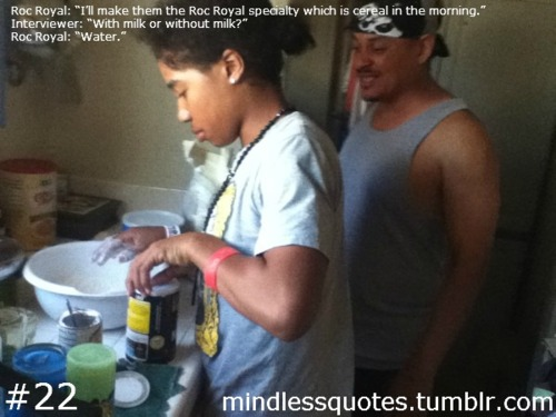 Mindless quote #1
