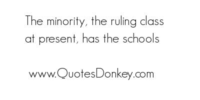 Minority quote #5