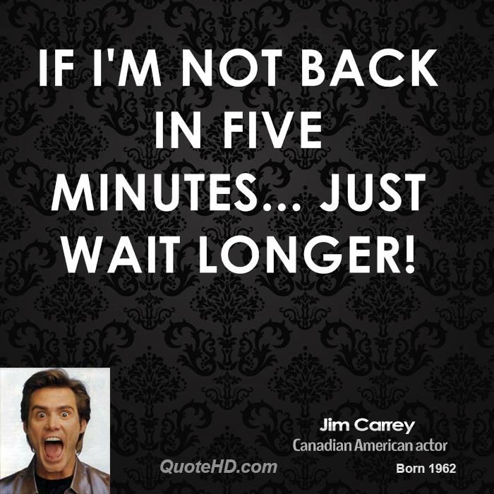 Minutes quote #4