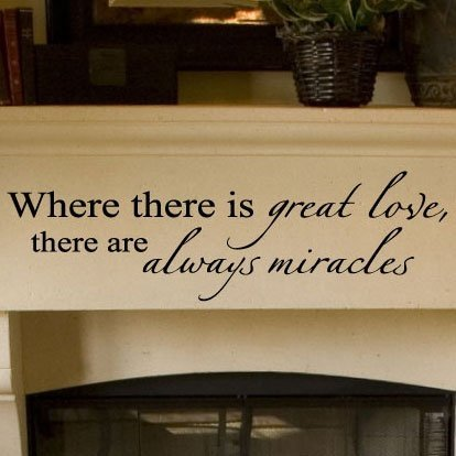 Miracles quote #1