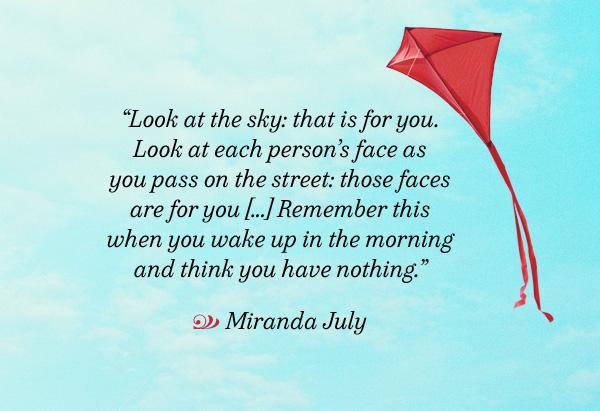 Miranda July's quote #5