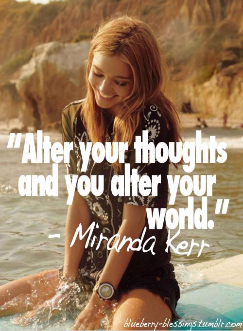 Miranda Kerr's quote #1
