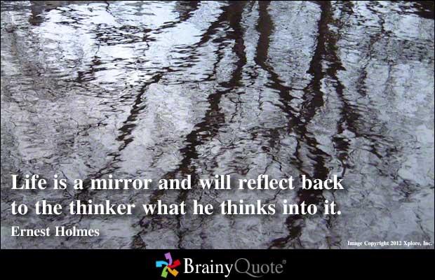 Mirror quote #1