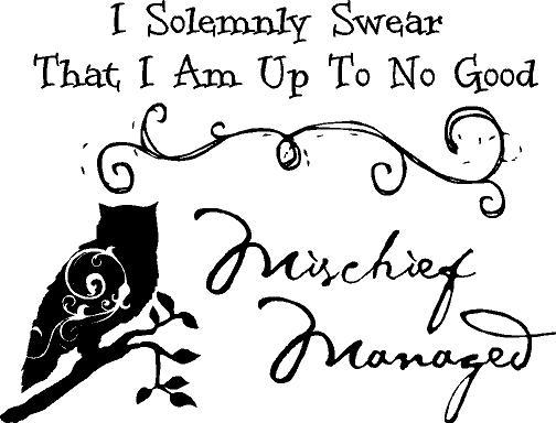 Mischief quote #1