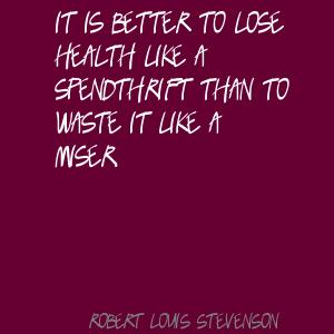 Miser quote #2