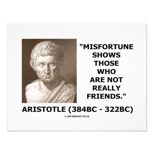 Misfortune quote #8