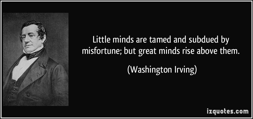 Misfortune quote #6