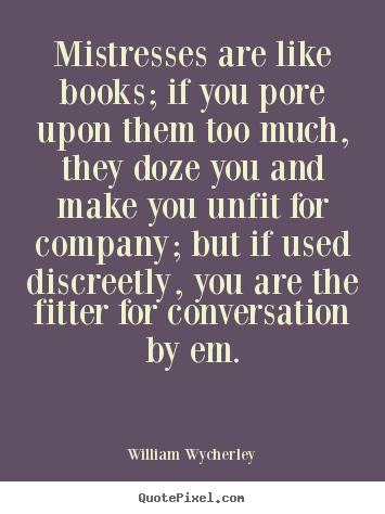 Mistresses quote #1