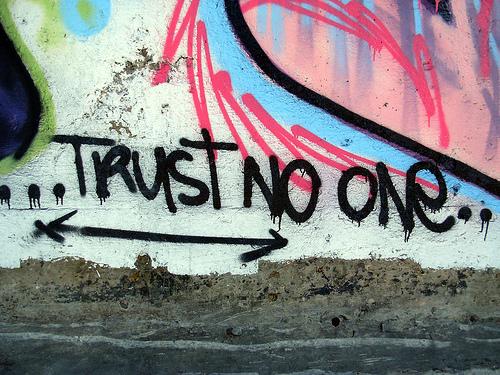 Mistrust quote #3