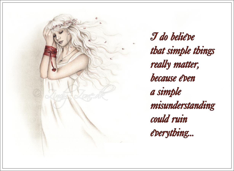 Misunderstanding quote #1