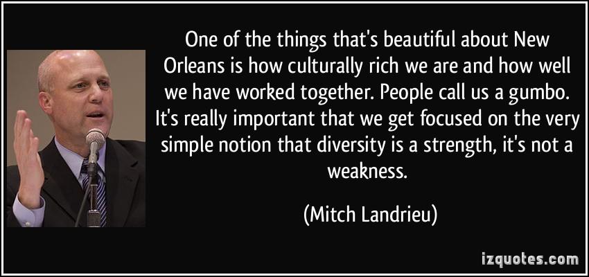 Mitch Landrieu's quote #2