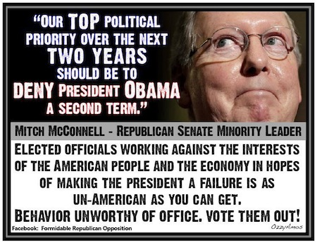 Mitch McConnell's quote #1