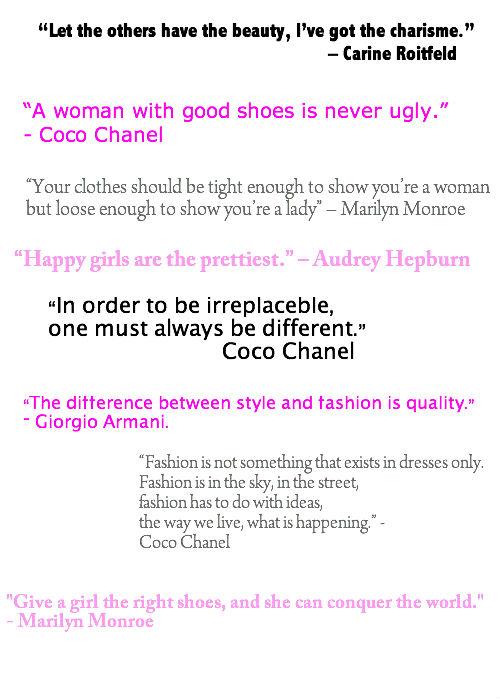 Mode quote #1