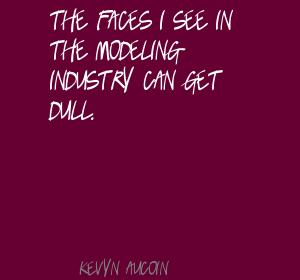 Modeling quote #6