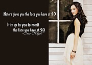 Modeling quote #3