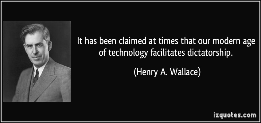 Modern Technology quote #2