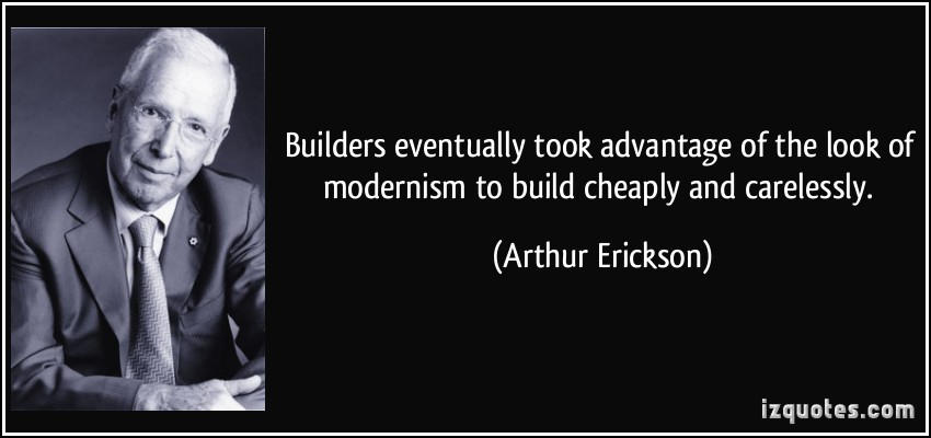 Modernism quote #1