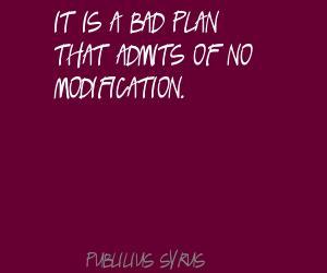 Modification quote #2