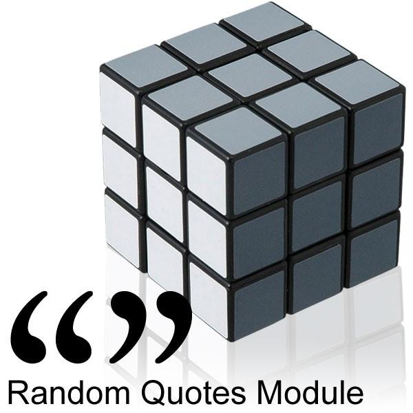 Modules quote #2
