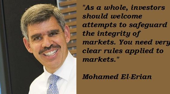 Mohamed El-Erian's quote #5