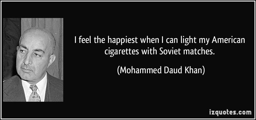 Mohammed Daud Khan's quote #4