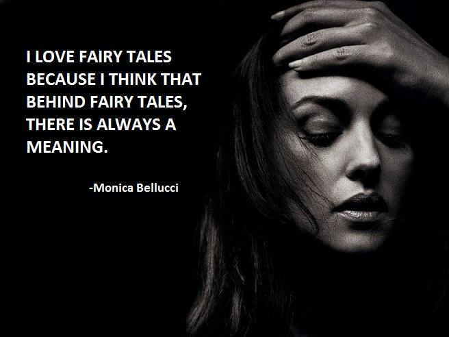 Monica Bellucci's quote #1