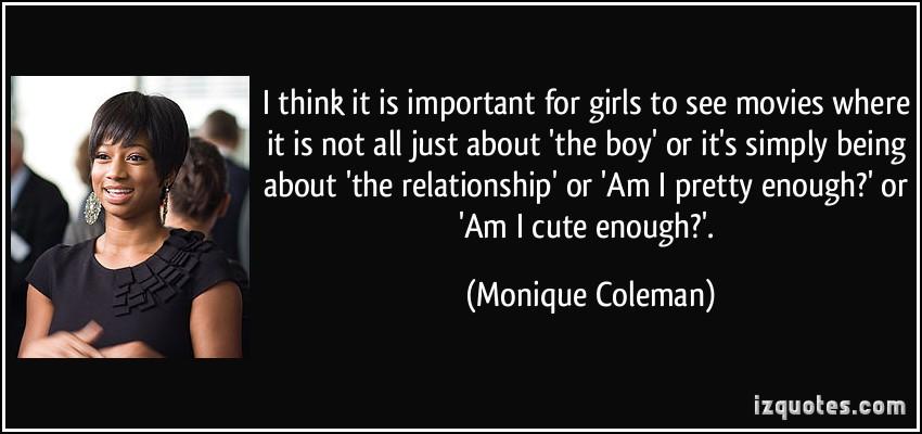 Monique Coleman's quote #7