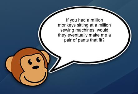 Monkey quote #3