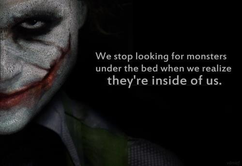 Monster quote #5