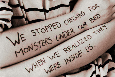 Monster quote #6
