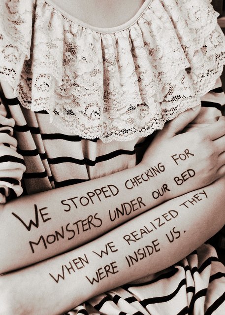 Monsters quote #4