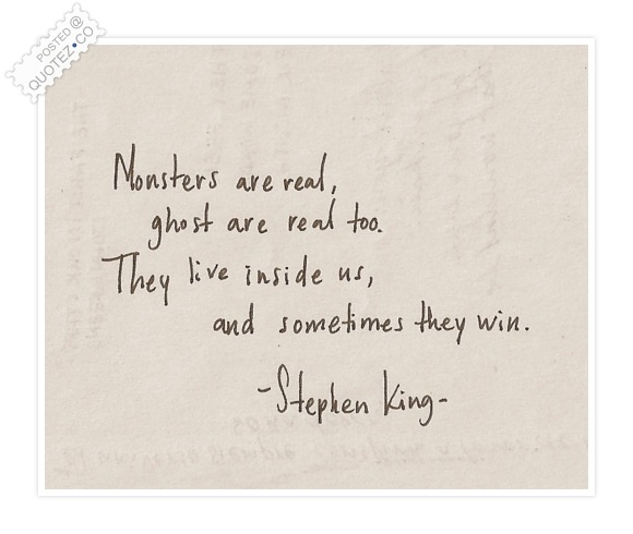 Monsters quote #6