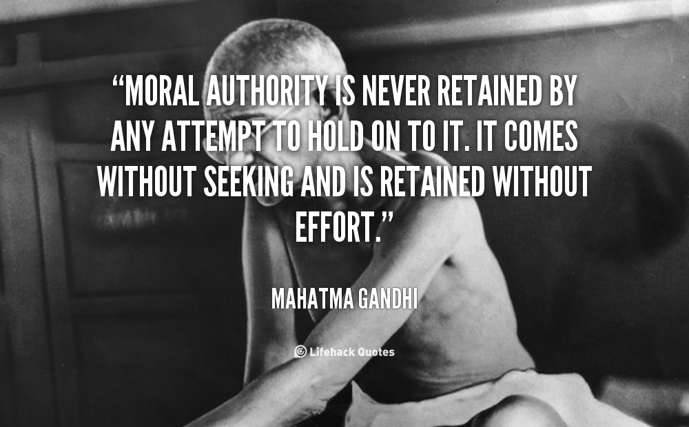 Moral Authority quote #2