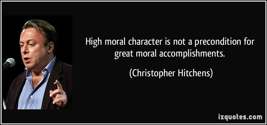Moral Character quote #2