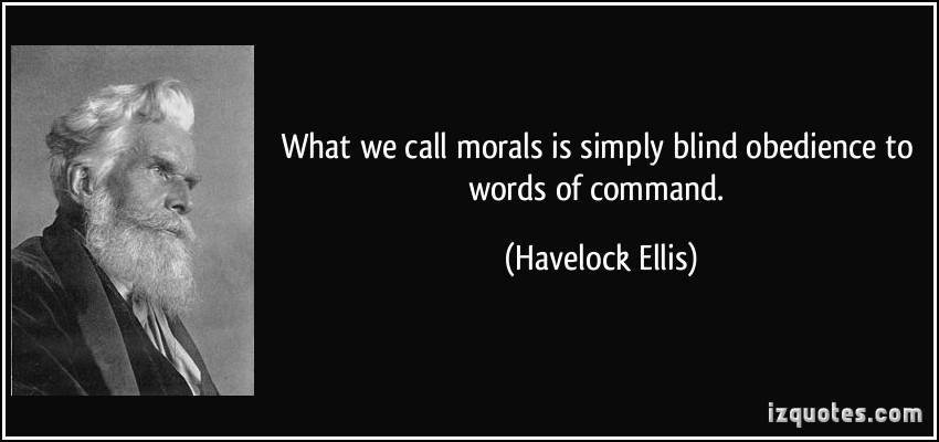 Morals quote #7