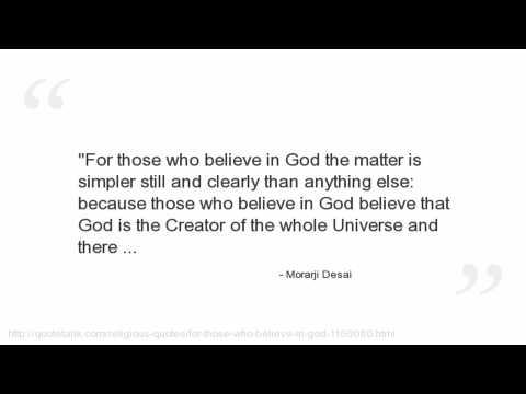 Morarji Desai's quote #4