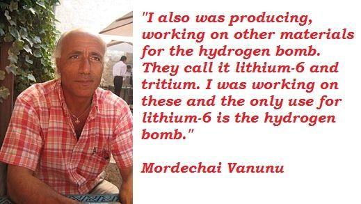 Mordechai Vanunu's quote #6