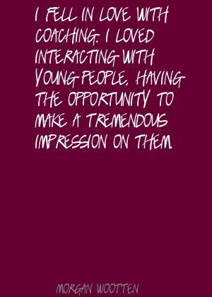 Morgan Wootten's quote #4