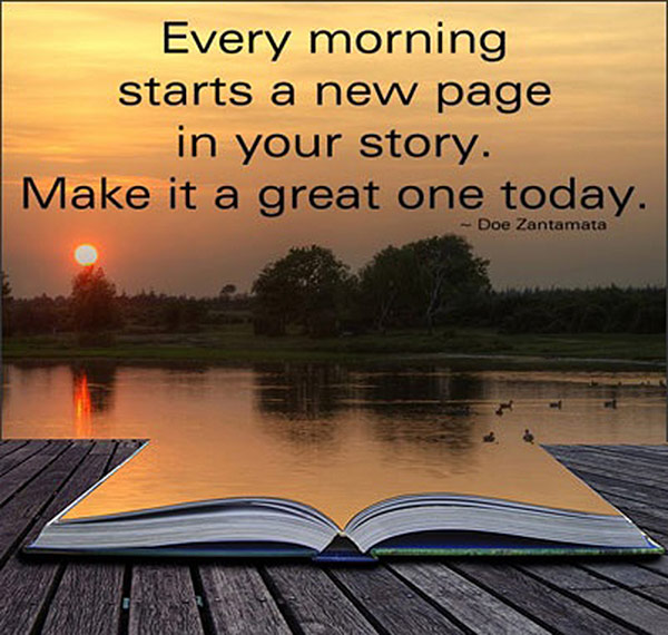Mornings quote #5