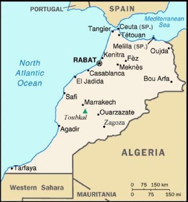 Morocco quote #1