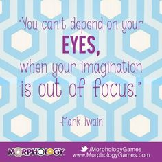 Morphology quote #2