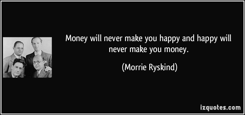 Morrie Ryskind's quote #1