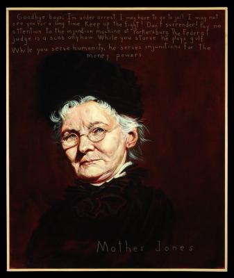 Mother Jones's quote #6