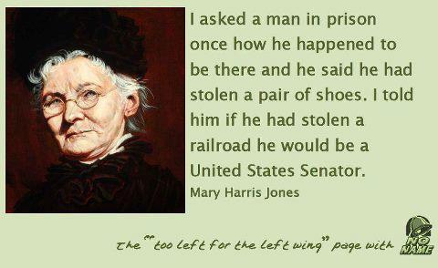 Mother Jones's quote #7