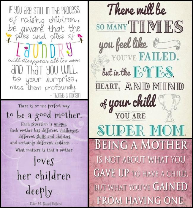 Motherhood quote #1