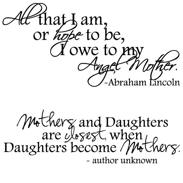 Mothers quote #3